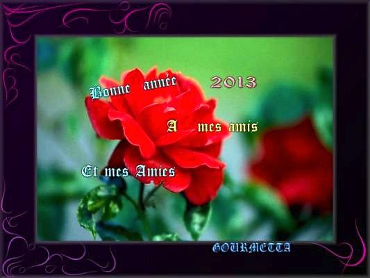 Bonjour les AMIES _IS