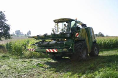 ensileuse krone 14 rangs tracteurs et machines agricoles