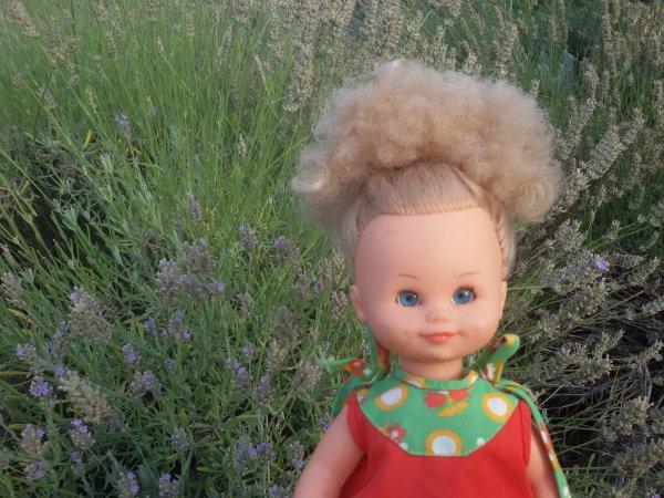 Sur les conseils de copinautes, j'ai rajout� un petit cale�on � ma robe Bella, je vous souhaite une bonne joun�e. Muriel de Bella.