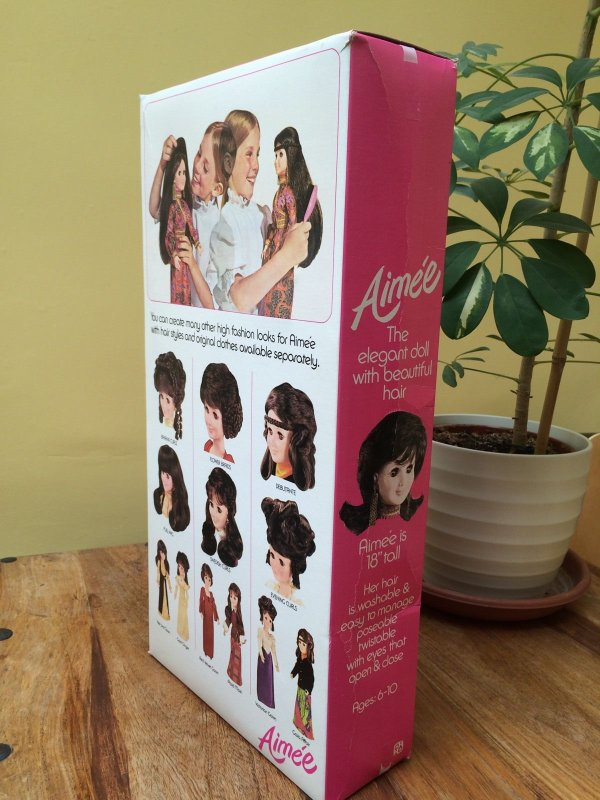 Aim�e d'Hasbro suite