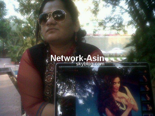 Asin in Filmfare