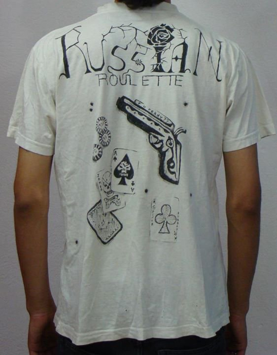 # 039 : Rihanna : Russian Roulette.