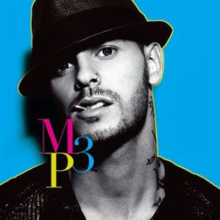 "Matt Pokora( Paroles du 3ème Album ""MP3"")"