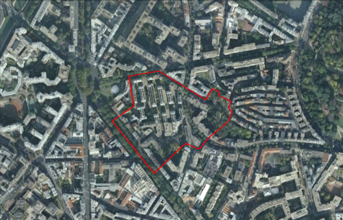 QUARTIERS PRIORITAIRES : PARIS 19EME