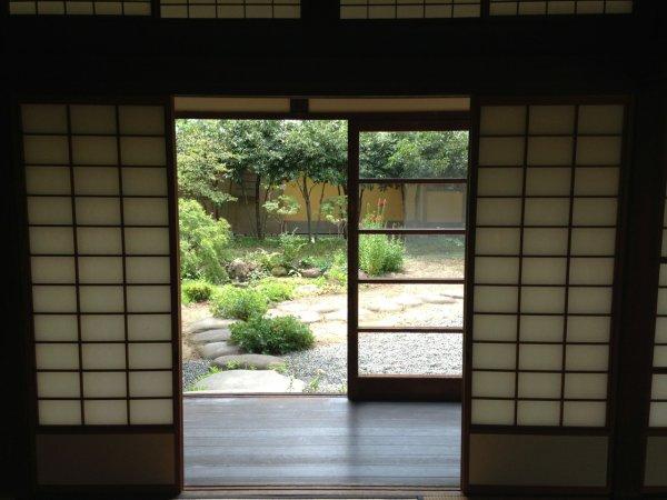 interieur maison traditionnelle japonaise. Black Bedroom Furniture Sets. Home Design Ideas