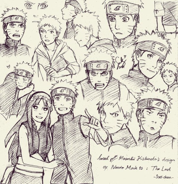 Naruto: The last one