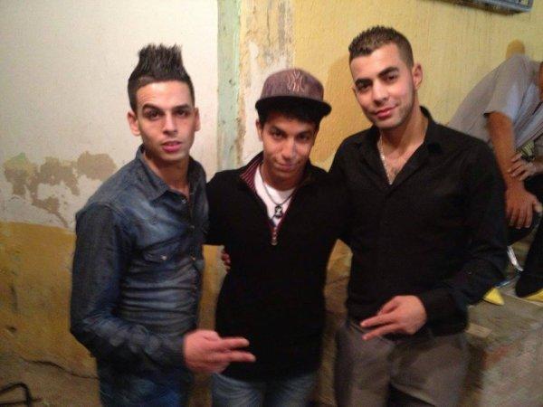 * moxarib avc chab zino & chab yassino