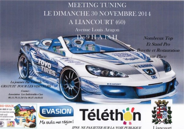 Notre 11 �me Meeting Tuning a Liancourt