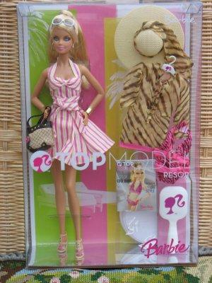 Barbie top model resort 2008 dingue de poup es for Hotel barbie