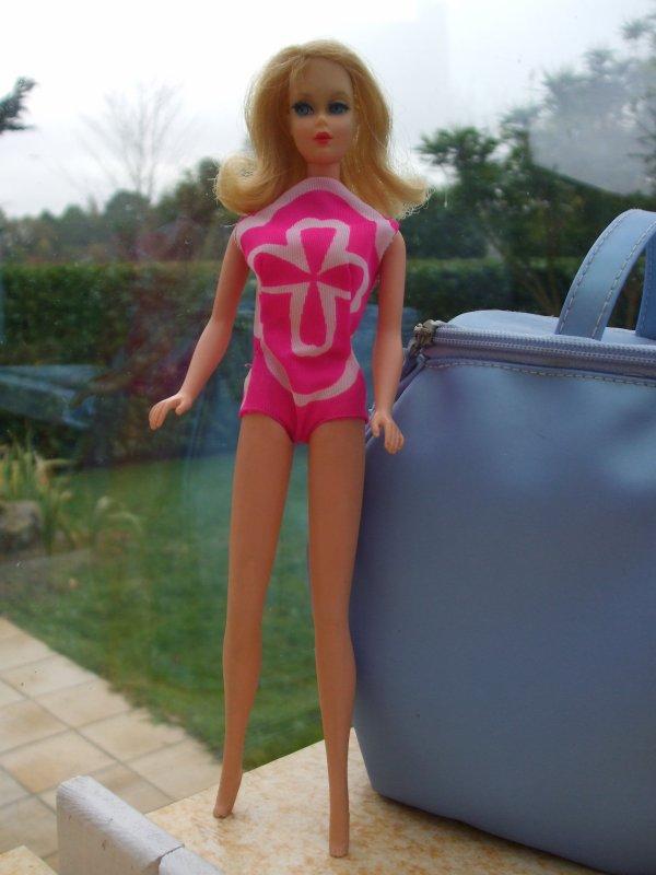 La vie continue... Et Barbie est là pour m'aider !