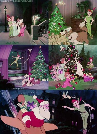 Peter Pan Noël
