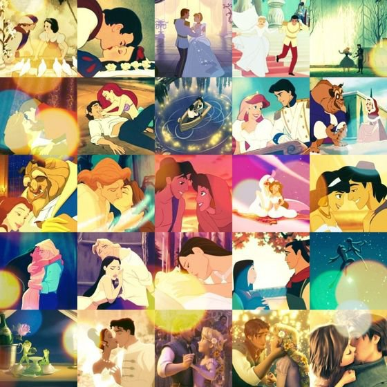 Disney couples