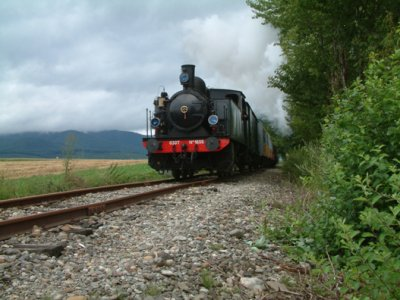 Train Touristique Thur-Doller