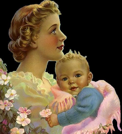 le bonheur d'étre maman