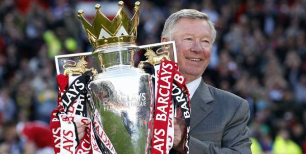 Sir Alex Chapman Ferguson prend sa retraite . Congratulations !
