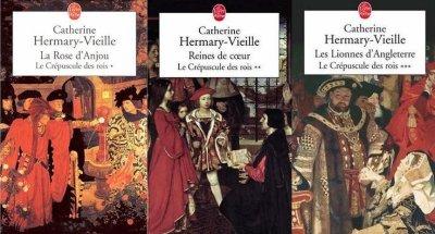 Le Cr�puscule des Rois, Catherine Hermary-Vieille