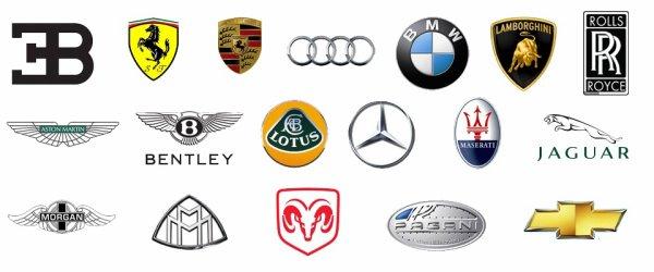 Marque de voiture de luxe