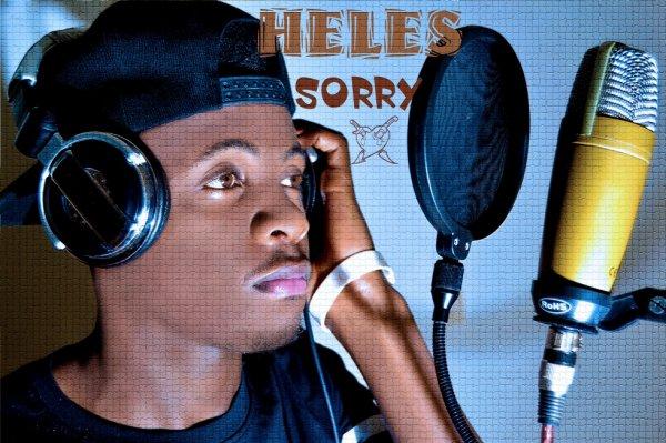 """slt les poto, ecoute ma reprise du song """"sorry"""" de justin bieber. cette version vien dentre dans la liste des top 50 billboad cover africa 2016"""