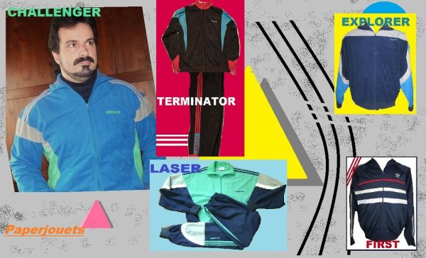 survetement adidas laser