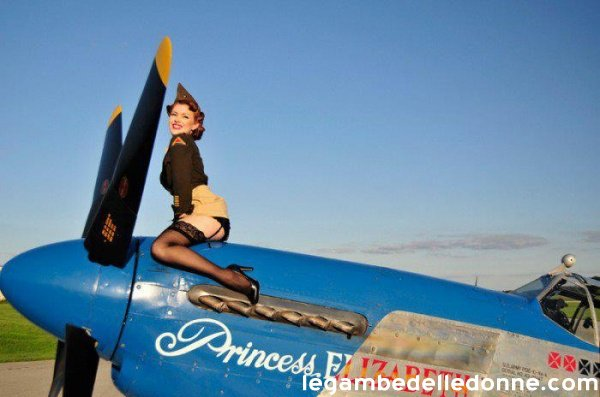 esercito e pin up 2