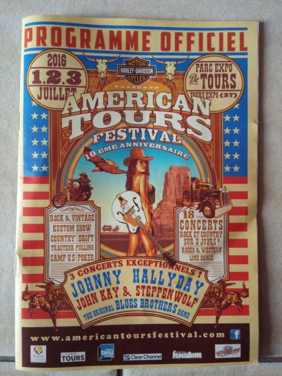 Am�rican Tours festival