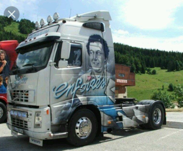 Putain de camion