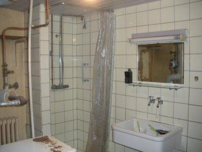 ancienne salle de bain notre maison. Black Bedroom Furniture Sets. Home Design Ideas