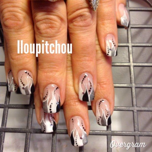 Blog de iloupitchou page 4 d co d 39 ongle en gel - Modele dessin ongle gratuit ...