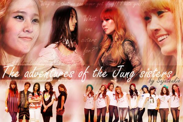 Les soeurs Jung