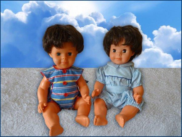 Vive les jumeaux