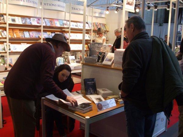 Foire du livre - Bruxelles - 28 février 2015.