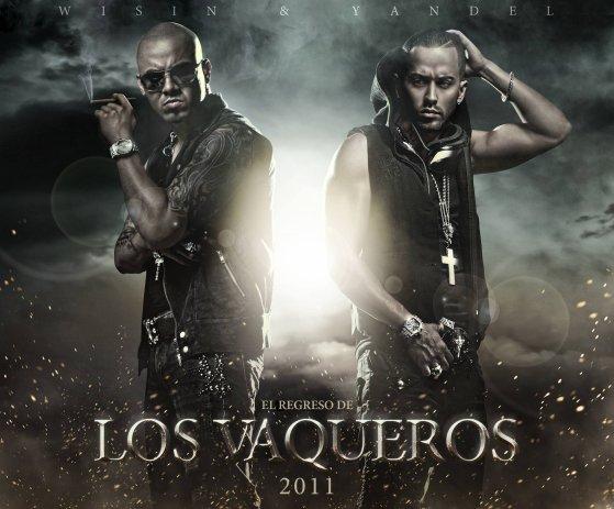 Wisin & Yandel – Los Vaqueros 2 (El Regreso) (TrackList)