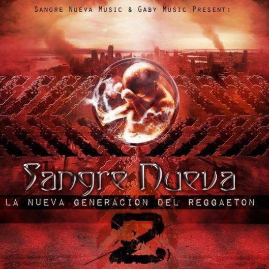 Naldo Presenta: Sangre Nueva 2 (CD 2) (2011)
