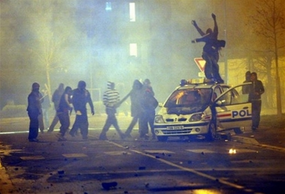 Les �meutes les plus violentes de France