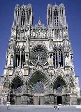 L 39 art gothique mephisto 1061 for L architecture gothique