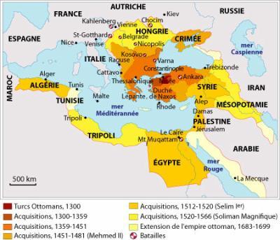 L 39 empire ottoman mephisto 1061 - La carte de l empire ottoman ...