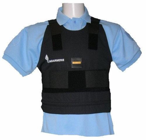 Equipement gpb gendarmerie44 for Housse gilet pare balle