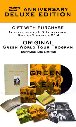 Green: 25�me anniversaire, Deluxe Edition.