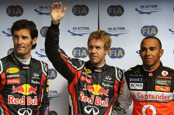 GP de Belgique: Qualifications: Vettel � l'arrach�