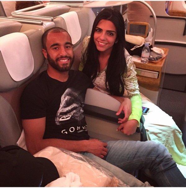Larissa Et Lucas à Dubaï