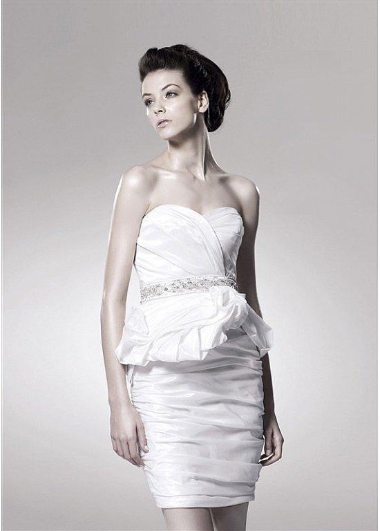 Robe de mariée longueur courte - Dressilyme