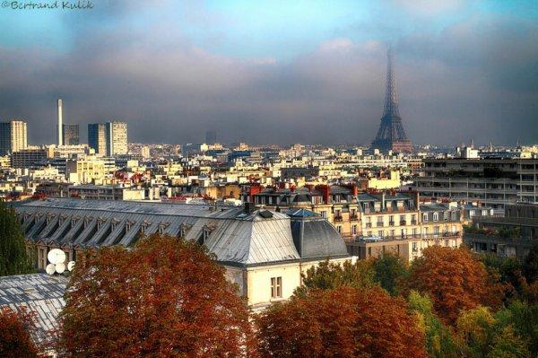 Un automne � Paris