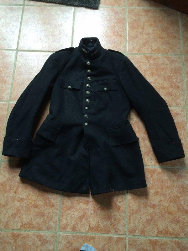 vareuse gendarmerie