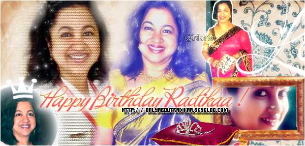 ♦ HAPPY BIRTHDAY RADIKAA ! ♥ ♦