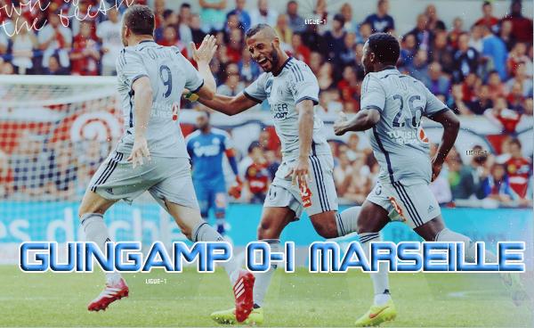 Ligue-1 : #3 : Dernier match