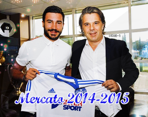 Ligue-1 : #6 : Mercato 2014-2015