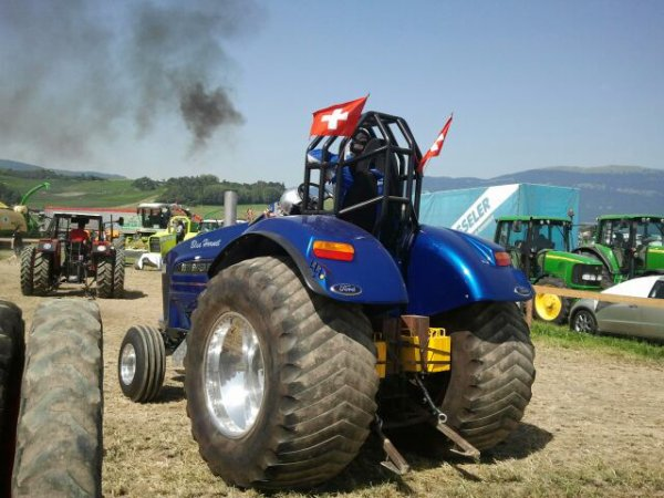 qui aime le tractor pulling ?? :)