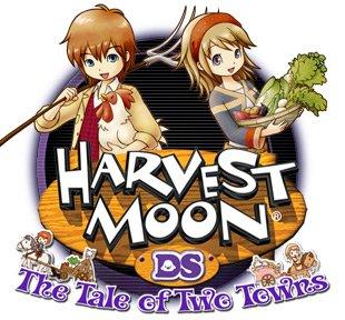 Harvest Moon 3DS : Les deux villages