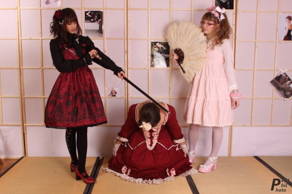 ♥ Japan Addict de Mars 2012 ♥