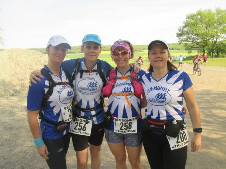La course des Sangliers (91) ! Dimanche 8/05/2016 !